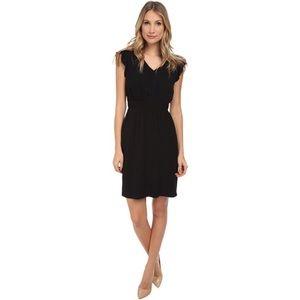 ⚡️NWOT Kate Spade Flutter Sleeve Crepe Dress sz 0